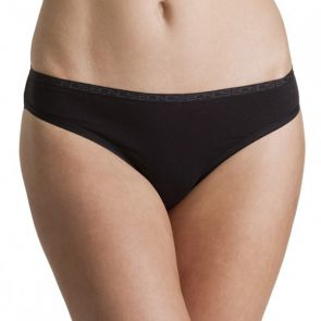 Bonds Superlites Cotton Bikini Brief W1925Y Black
