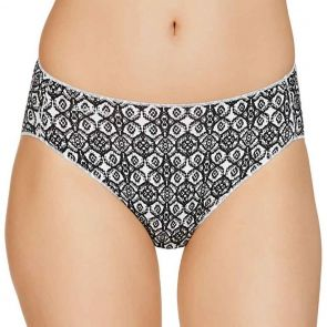 Jockey No Panty Line Promise Hi Cut W2403P Tribal Clash