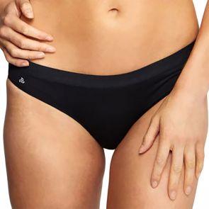 Jockey No Panty Line Promise Core Hipster Bikini WW4G Black