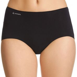 Jockey No Panty Line Promise Naturals Full Brief WWKT Black