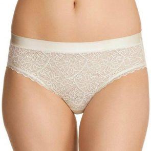 Berlei Barely There Lace Bikini WWUT1A Ivory