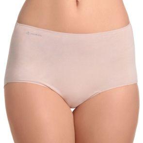 Jockey No Panty Line Promise Next Generation Cotton Full Brief WXVX Silk Beige