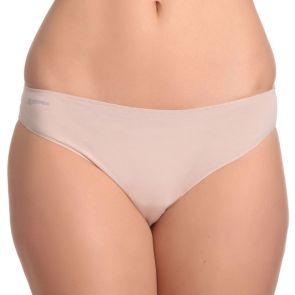 Jockey No Panty Line Promise Next Generation Cotton Bikini WXW3 Silk Beige