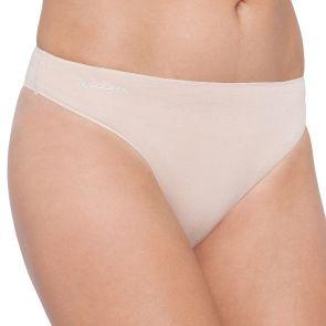 Jockey No Panty Line Promise Naturals G-String WXZ7 Dusk