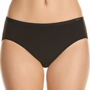 Berlei Nothing Natural Hi-Cut Brief WZCY1A Black