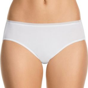 Berlei Nothing Natural Hi-Cut Brief WZCY1A White