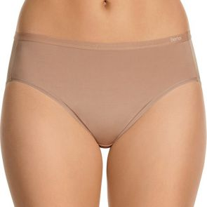 Berlei Nothing Micro Hi-Cut Brief WZD21A Nude