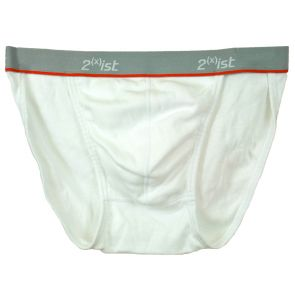 2xist Essential Sport Low Rise Brief XIST5112 White