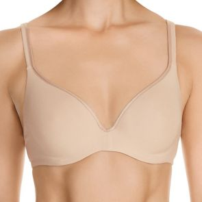 Berlei Barely There Cotton Bra Y289P Soft Powder