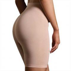 Ambra Killer Figure Powerlite Thigh Shaper Short AMKFSRT Rose Beige Womens Shapewear