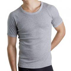 Bonds Raglan T-Shirt MB3937 Grey Marle