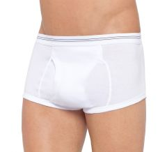 Holeproof Bell's Double Seated Brief M1788 White