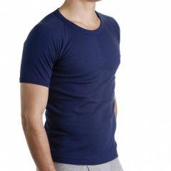 Bonds Raglan T-Shirt MB3937 Navy Mens T-Shirt