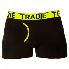 Tradie Man Front Trunk MJ1621SK Yellow Mens Underwear