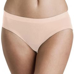Bonds Hi-Leg Cottontails Brief W1761O Base Blush Womens Underwear