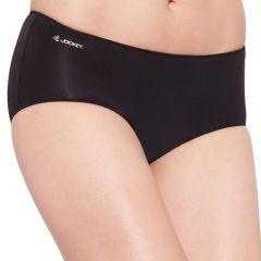 Jockey No Panty Line Promise Next Generation Boyleg Brief W8728D Black Womens Underwear