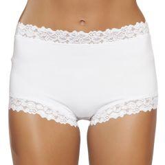 Jockey Parisienne Classic Full Brief WWLC White Womens Underwear