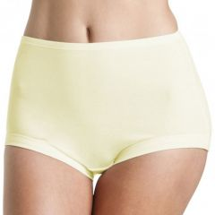 Bonds Basics Cottontails Full Brief WW1M13 Ivory Womens Underwear