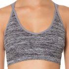 Triaction Zen Top 10133249 Silver Grey Womens Bra