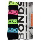 Bonds Mens Hipster Brief 4-Pack M38DM4 Multi Mens Underwear