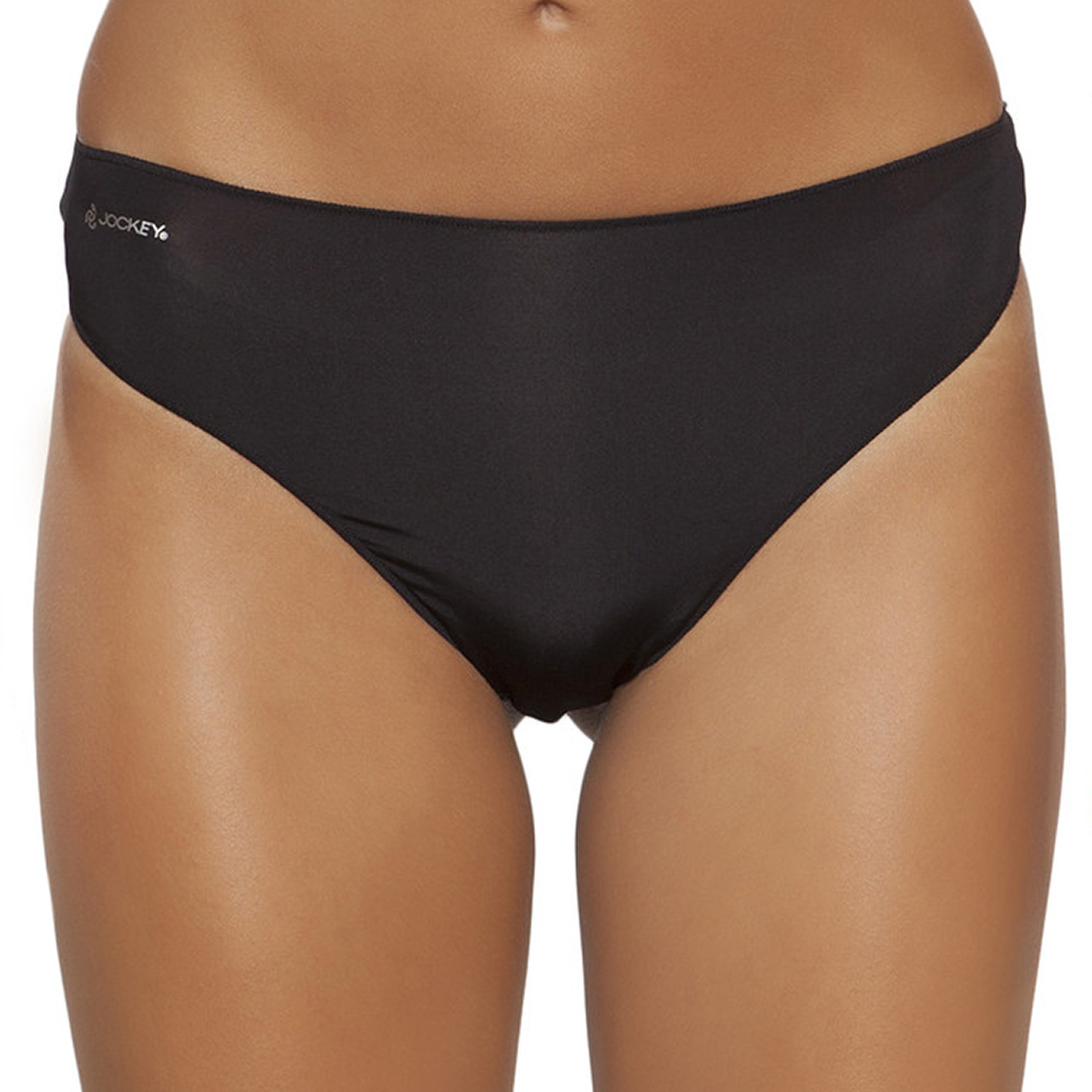 40169cd4e4c7e Ambra Bodybare Low Rise G-String AMBBTLRGS Black Womens Underwear