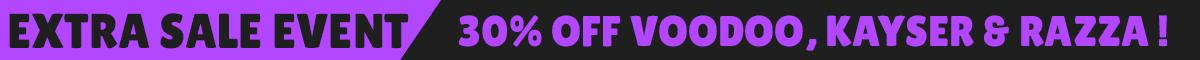 30% Off Hosiery Sale