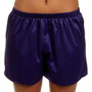 Bassoni Satin Short 7028S Purple