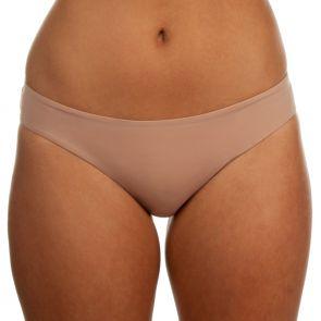 Little Minx Basics Bikini Brief Nude LM1008B