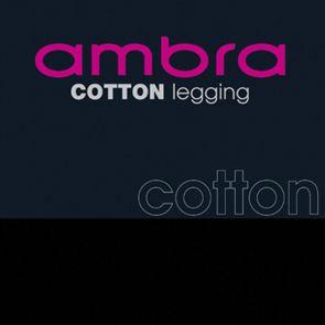 Ambra Cotton Leggings ACOTLYCLEG Black Multi-Buy