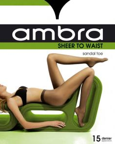 Ambra Sheer To Waist Classic Tights SHETWPH Muscade Multi-Buy