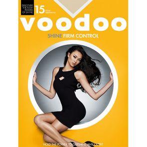 Voodoo Shine Firm Control Sheers H30425 Sahara Multi-Buy