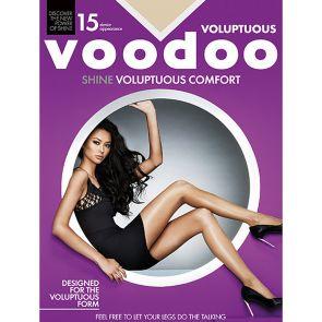 Voodoo Voluptuous Shine Sheers H30560 Celestial Multi-Buy