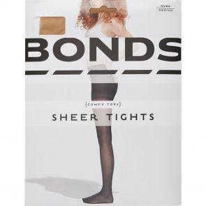 Bonds 15D Sheer Tights L79571 Nude Multi-Buy