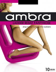 Ambra Ladder Resist Tights AMLRTI Natural Multi-Buy