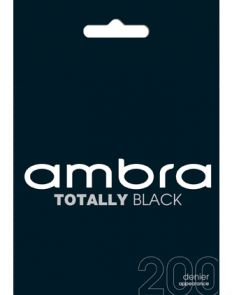 Ambra 200D Totally Opaque Tight ATOBLOPQ Black Multi-Buy