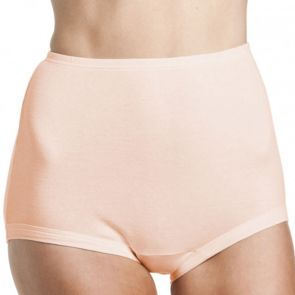 Bonds Cottontail Satin Touch Full Brief W012 Skintone