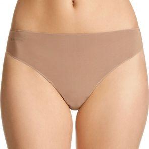 Jockey No Panty Line Promise Tactel G-String WWKF Flesh