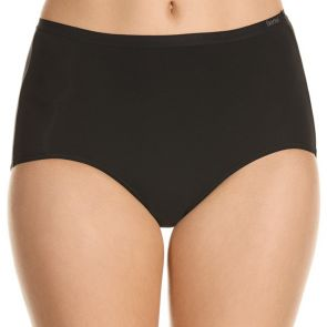 Berlei Nothing Naturals Full Brief WZCX1A Black