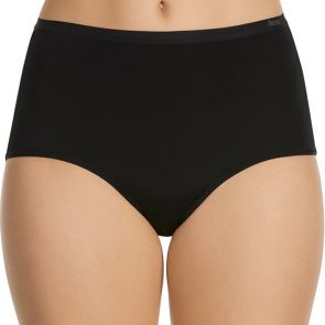 Berlei Nothing Micro Full Brief WZD11A Black