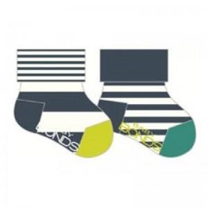 Bonds-Baby-Pattern-Cuff-Socks-6-Pair-Pack-undiewarehouse